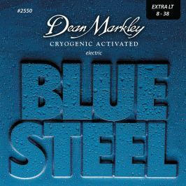 Dean Markley 2550 XL 8-38 Blue Steel Electric