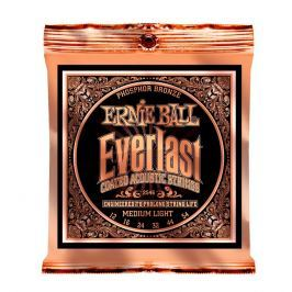 Ernie Ball 2546 Everlast Phosphor Medium Light Acoustic