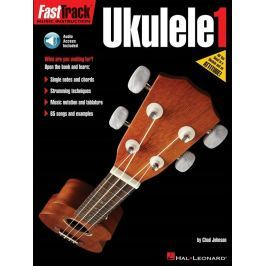 Hal Leonard FastTrack - Ukulele Method 1