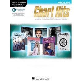 Hal Leonard Chart Hits: Instrumental P-A Violin Violin