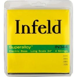 Thomastik IN344 Infeld Superalloy Bass Strings