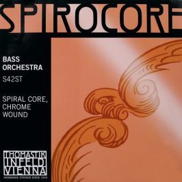 Thomastik THS42ST SPIROCORE Double Bass String Set 4/4