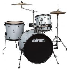 DDRUM D2 Rock Kit Silver Sparkle