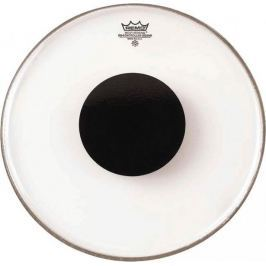 Remo Controlled Sound Clear 12'' Black Dot