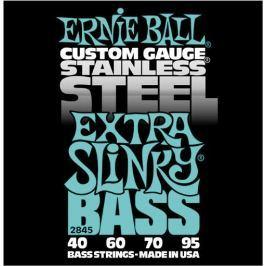 Ernie Ball 2845 Stainless Steel Extra Slinky Bass