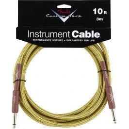 Fender Custom Shop Performance Series Cable 3m