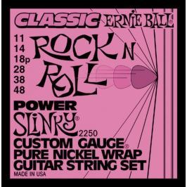 Ernie Ball 2250 Classic Pure Nickel Power Slinky