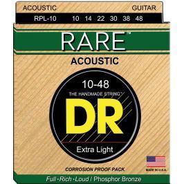 DR Strings Rare Phosphor Bronze 10