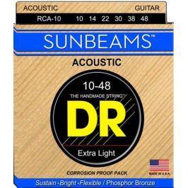 DR Strings Sunbeam Phosphor Bronze 10
