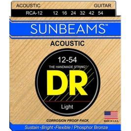 DR Strings Sunbeam Phosphor Bronze 12