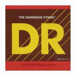 DR Strings Pre-Alloy Phosphor Bronze 10