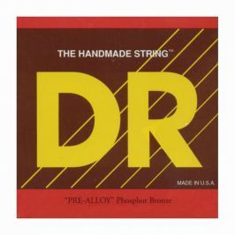 DR Strings Pre-Alloy Phosphor Bronze 12