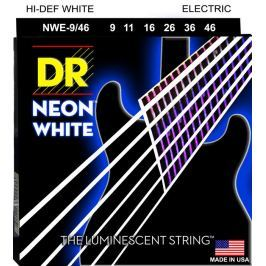 DR Strings NWE-9-46 White
