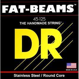DR Strings Fat Beams Stainless 5 Strings 045-125