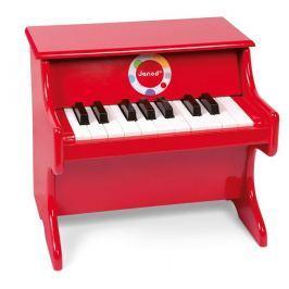 Janod Confetti Red Piano