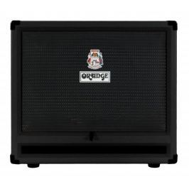 Orange OBC212 Isobaric Bass Guitar Speaker Cabinet Black