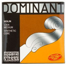 Thomastik 135A Dominant Violin Set 4/4