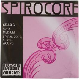 Thomastik S28A Spirocore Cello G