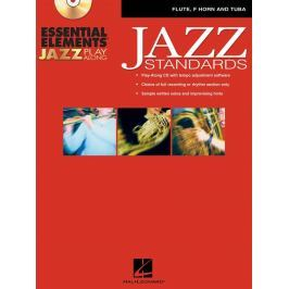 Hal Leonard Essential Elements Jazz Play Along -Jazz Standards 2