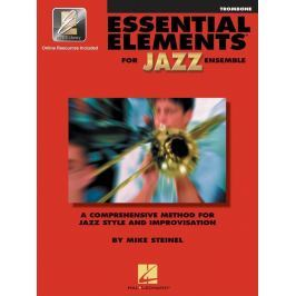 Hal Leonard Essential Elements for Jazz Ensemble Trombone