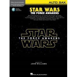 Hal Leonard Star Wars: The Force Awakens (Alto Sax)