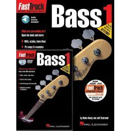 Hal Leonard FastTrack - Bass Guitar 1 Starter Pack