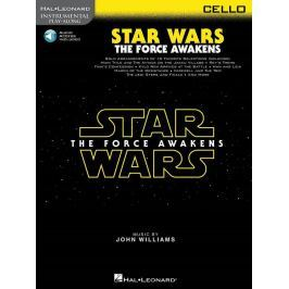 Hal Leonard Star Wars: The Force Awakens (Cello)