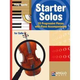 Hal Leonard Starter Solos Violoncello and Piano