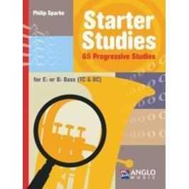 Hal Leonard Starter Studies Eb/Bb Bass TC/BC