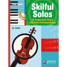 Hal Leonard Skilful Solos Violin and Piano