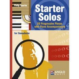 Hal Leonard Starter Solos Alto Saxophone