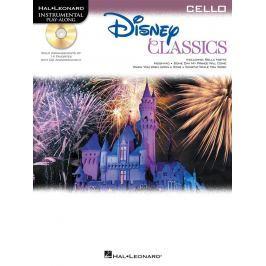 Hal Leonard Disney Classics Violoncello