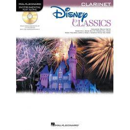 Hal Leonard Disney Classics Clarinet