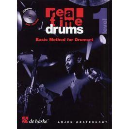 Hal Leonard Real Time Drums 1 (ENG)