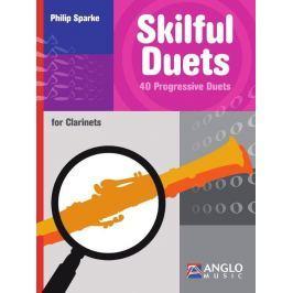 Hal Leonard Skilful Duets Clarinet