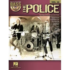 Hal Leonard The Police Bass Guitar