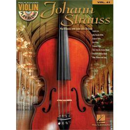 Hal Leonard Johann Strauss Violin