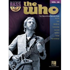 Hal Leonard The Who Bass Guitar
