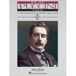 Hal Leonard Play Puccini - Violin