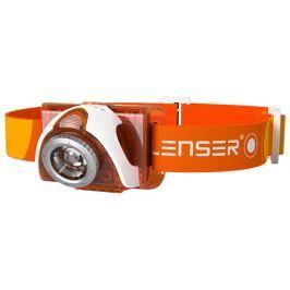 Led Lenser SEO 3 Headlamp Orange