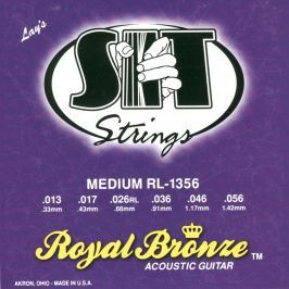 SIT Strings RL1356 Royal Bronze Acoustic Medium
