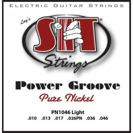 SIT Strings PN1046 Power Groove Electric Light