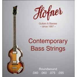 Höfner Strings for Violin/Club Bass round wound