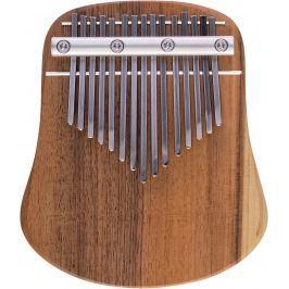 Kalimba Musical Instrument O15 Diatonic G-Dur Matt Walnut
