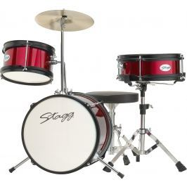 Stagg TIM JR 3/16 RD MKII Red
