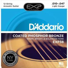 D'Addario EXP 38