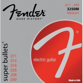 Fender Super Bullet Strings 11-49