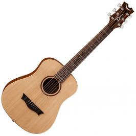 Dean Guitars Flight Spruce Travel Guitar w/Gigbag