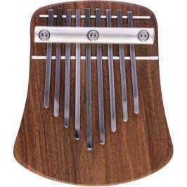Kalimba Musical Instrument O9 Pentatonic Matt Walnut