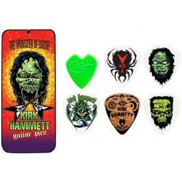 Dunlop KH 01T 088 Kirk Hammet collector picks - Monster Loose